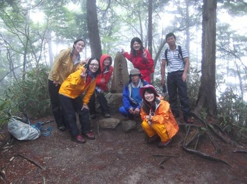 南木曽岳2014、6,22 011
