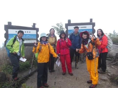南木曽岳2014、6,22 015