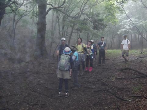雨乞岳2014、7,6 004