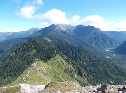 焼岳2014,9,14 013