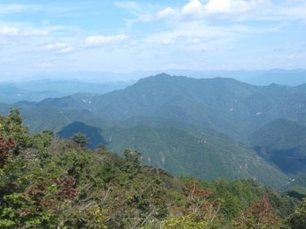 親睦沢登り2014,9,21 025