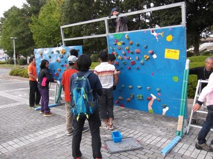 子供ボルダリング教室2014,10,12 003