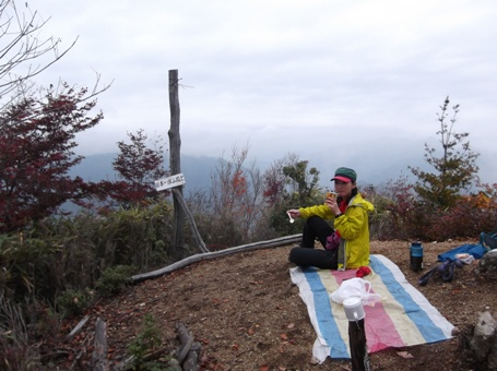 日本ヶ塚山2014,11、1 010