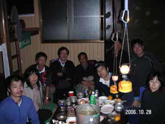 豊川山岳会45周年2