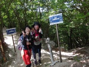 鎌ヶ岳2015、5,30 006