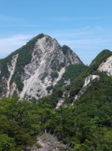 鎌ヶ岳2015、5,30 015