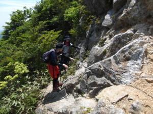 鎌ヶ岳2015、5,30 017