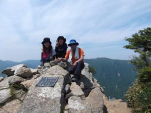 鎌ヶ岳2015、5,30 019