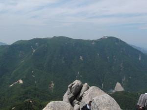 鎌ヶ岳2015、5,30 021