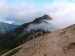 燕岳2015、7、19 036