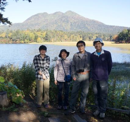 ④尾瀬沼と燧ケ岳