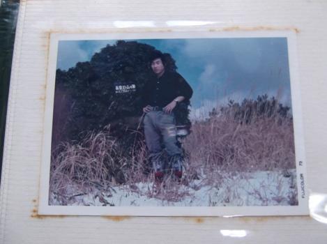 碁盤石山2015,3,8 002
