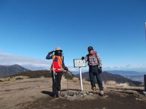入道ヶ岳2016 ,1,9 012