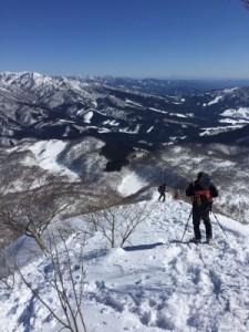 野伏ケ岳2016.2.11_6910