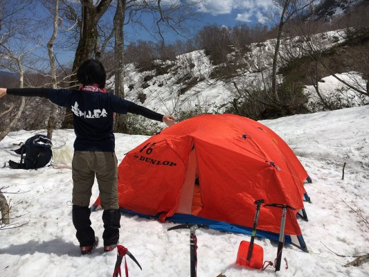 白馬岳2016.4.4〜5_64